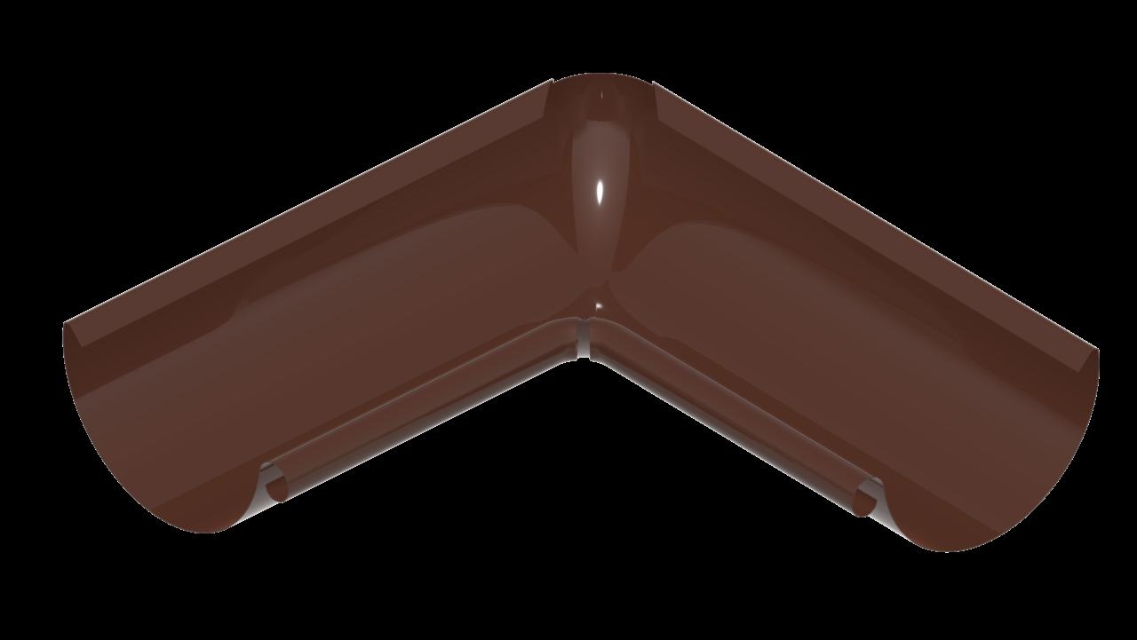 Угол желоба внутренний D125