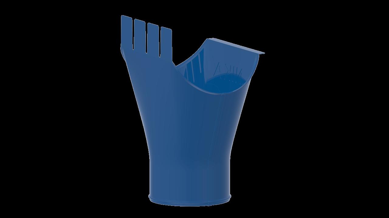 выпускная D RAL Сигнальный синий