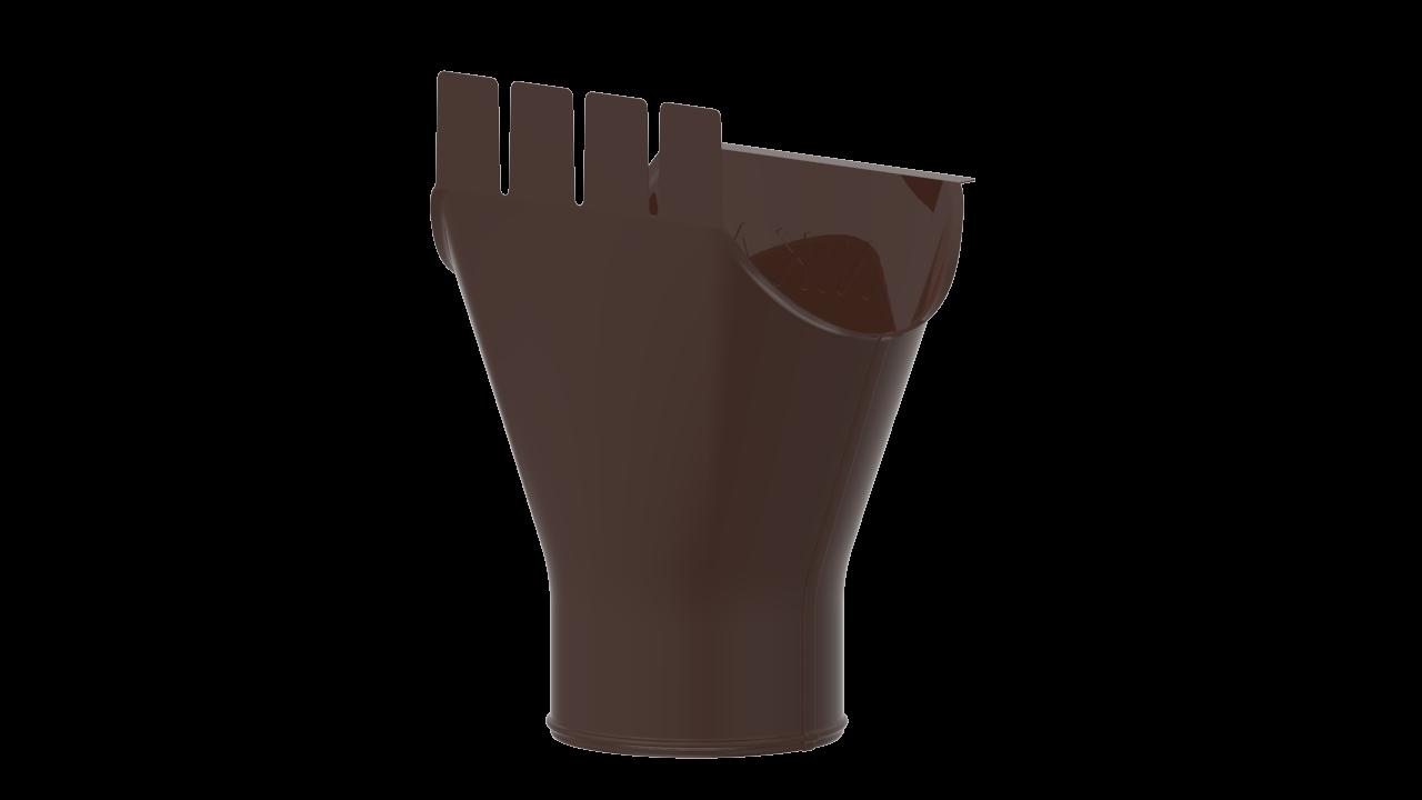 выпускная D RAL Шоколад