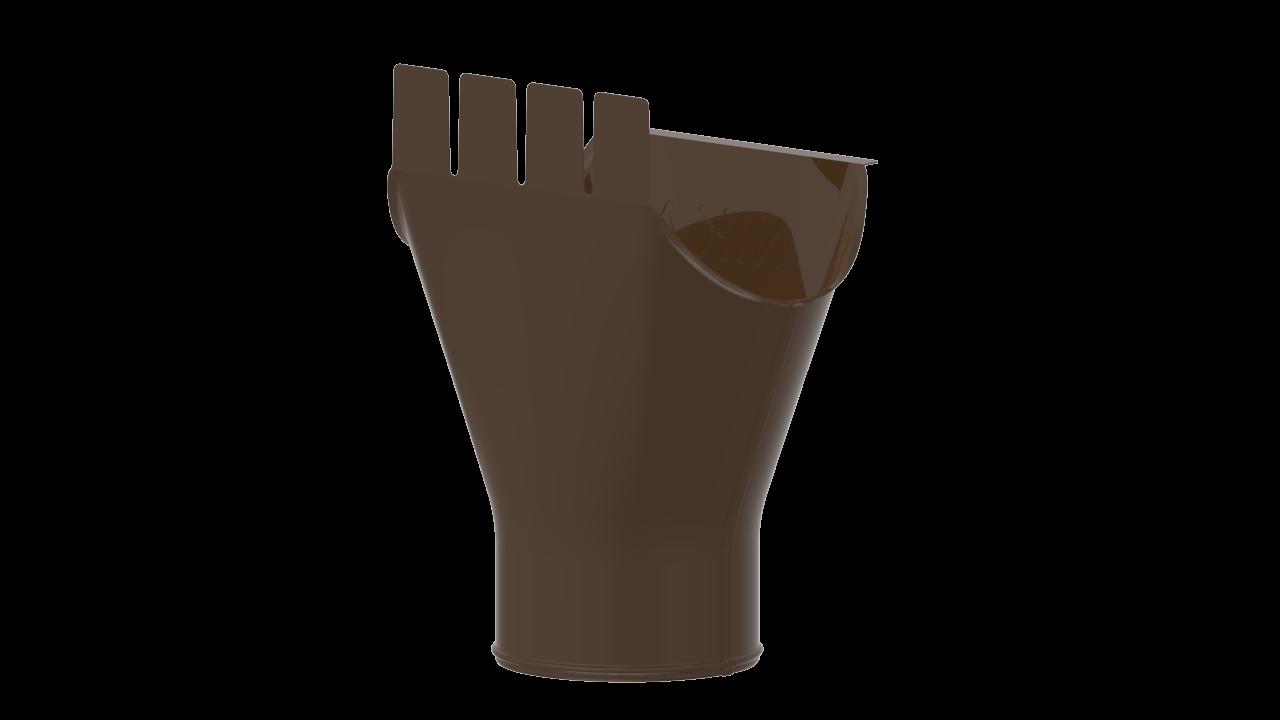выпускная D RR Темно коричневый
