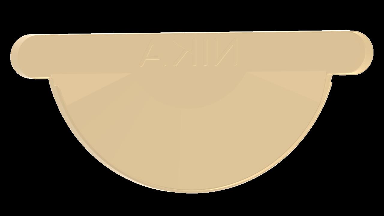 желоба D RAL Слоновая кость