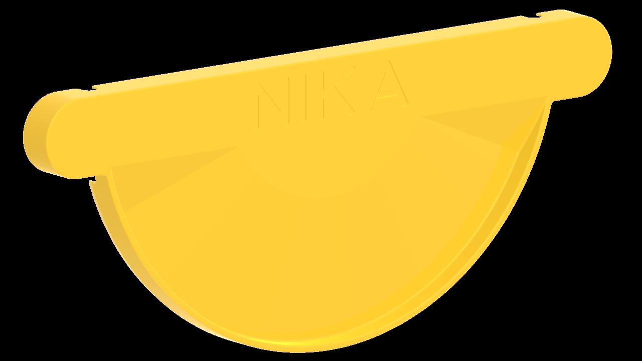 ЗаглушкажелобаDRALЦинково желтыйпассивнаякнопка