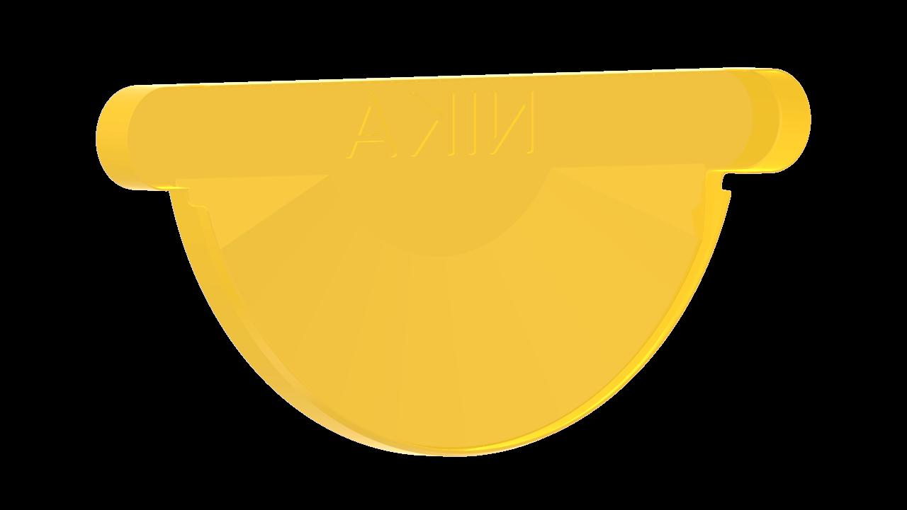 желоба D RAL Цинково желтый