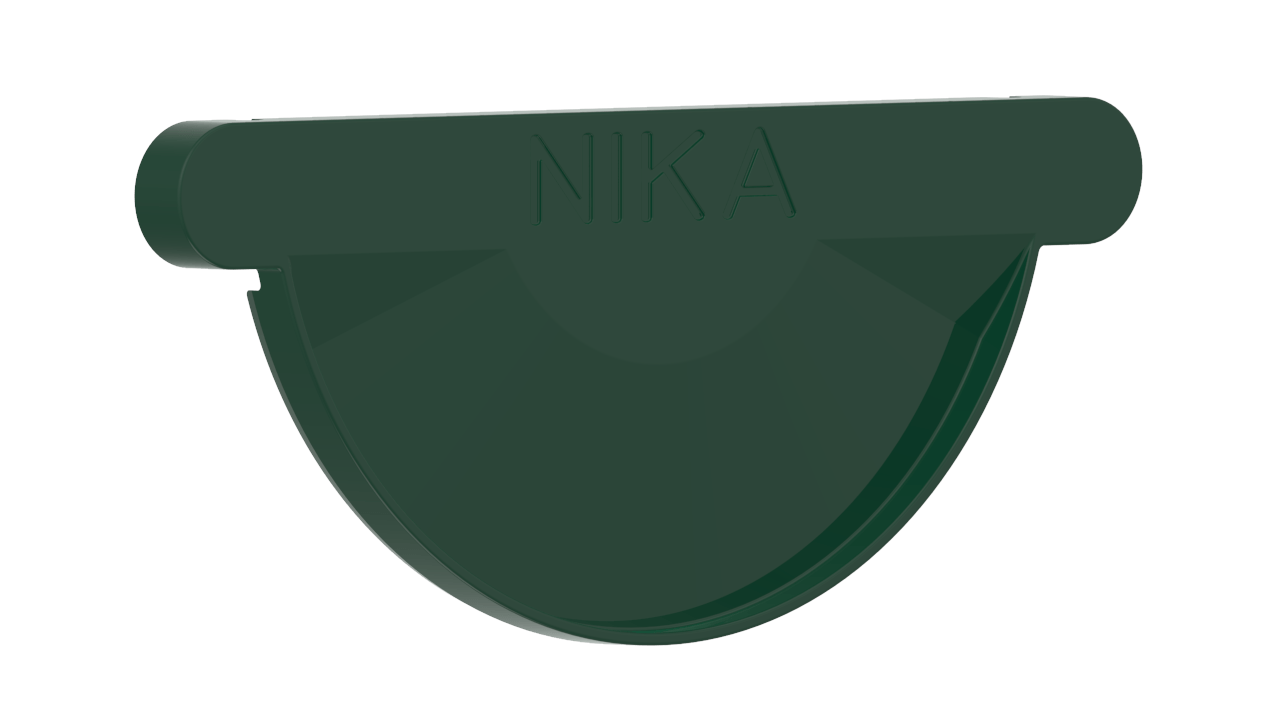 желоба D RAL Зеленый мох