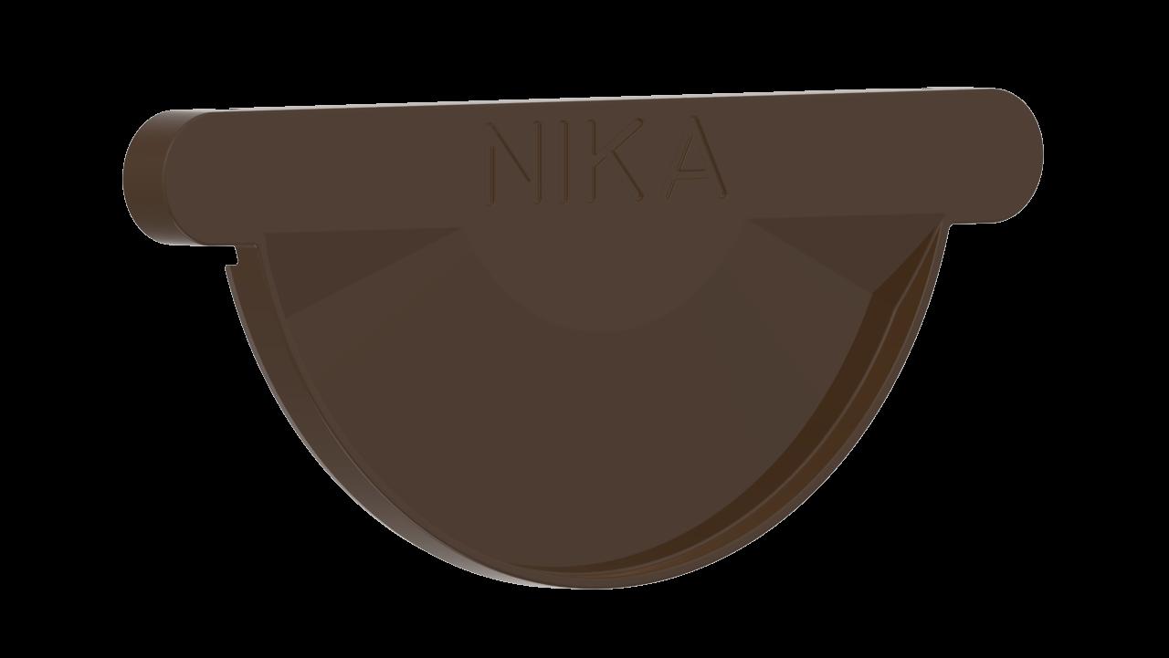 желоба D RR Темно коричневый