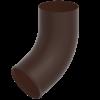 Сливное колено водосточной трубы D100