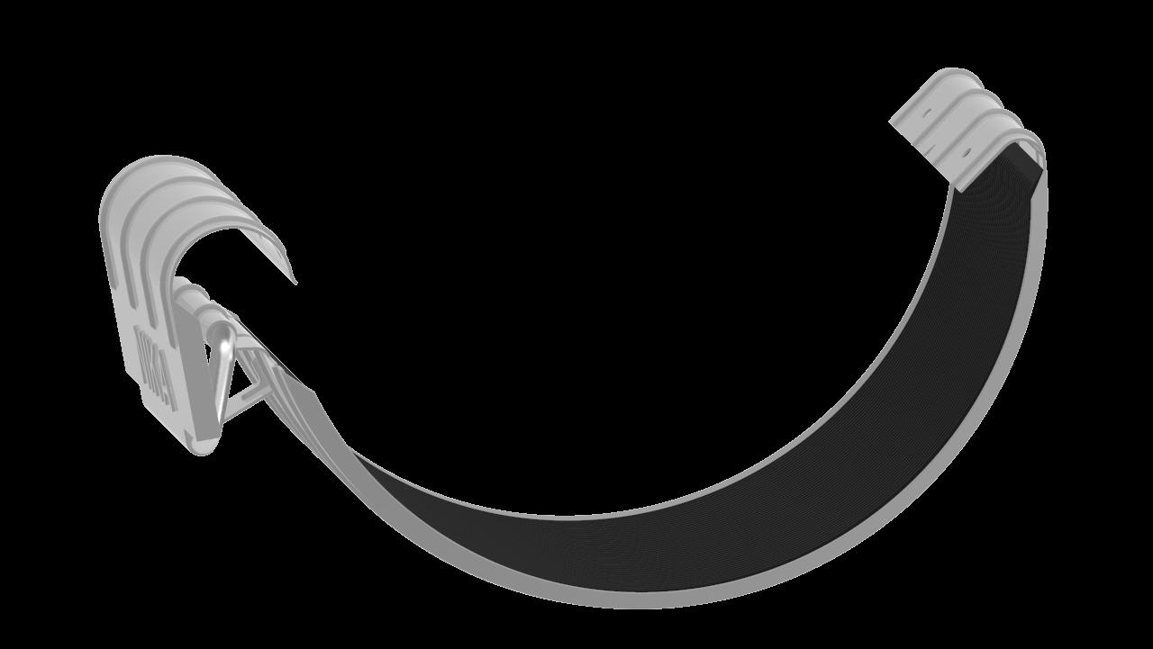 желоба D RAL Сигнальный серый