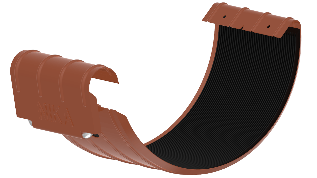 СоединительжелобаDRALМедно коричневый