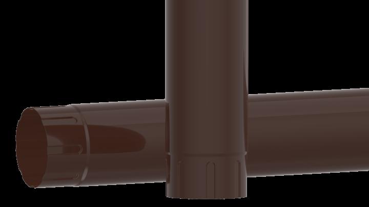 Труба водосточная D100 3м