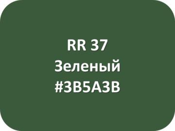 RR 37 Зеленый