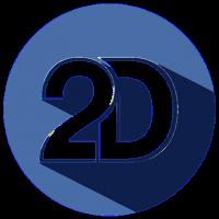 Иконка 2D