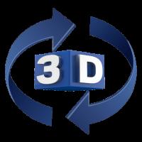 Иконка 3D