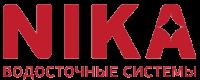 Логотип Ника Красный
